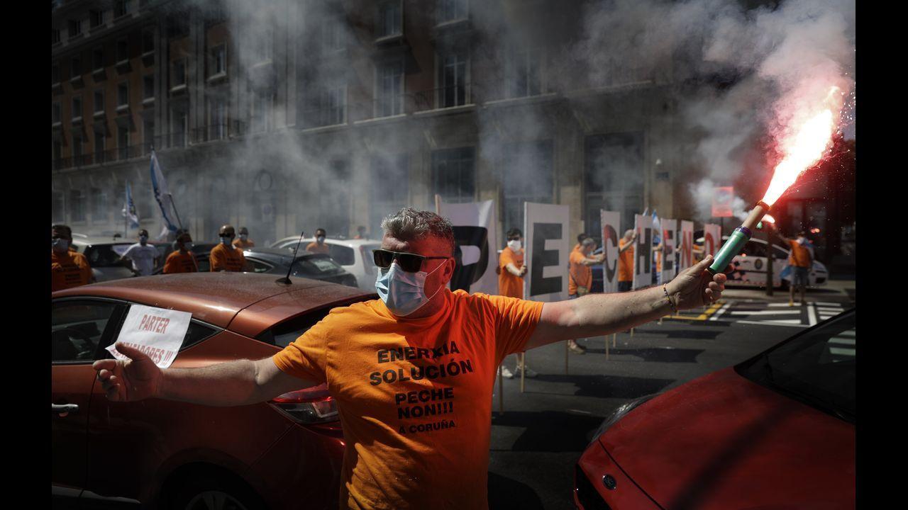 Comuneros denuncian estragos de motos, quads y todoterrenos en los montes.33. Alu Ibérica: la batalla continúa
