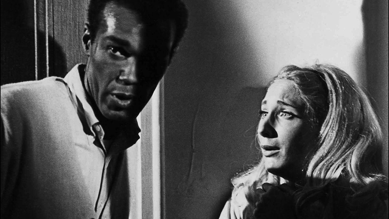 Fotograma del filme «La noche de los muertos vivientes», un clásico rodado en 1968 por el cineasta George A. Romero