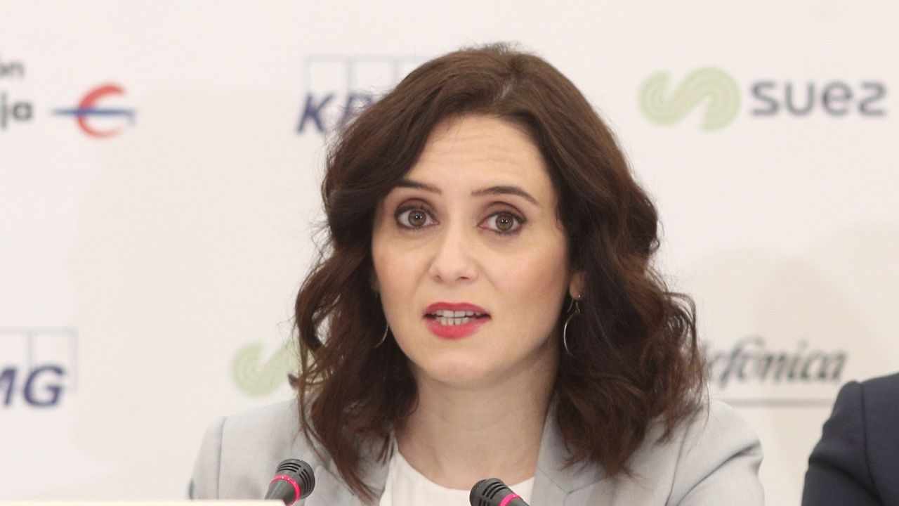 Díaz Ayuso quiere llevar a Madrid el Mobile World Congress de Barcelona