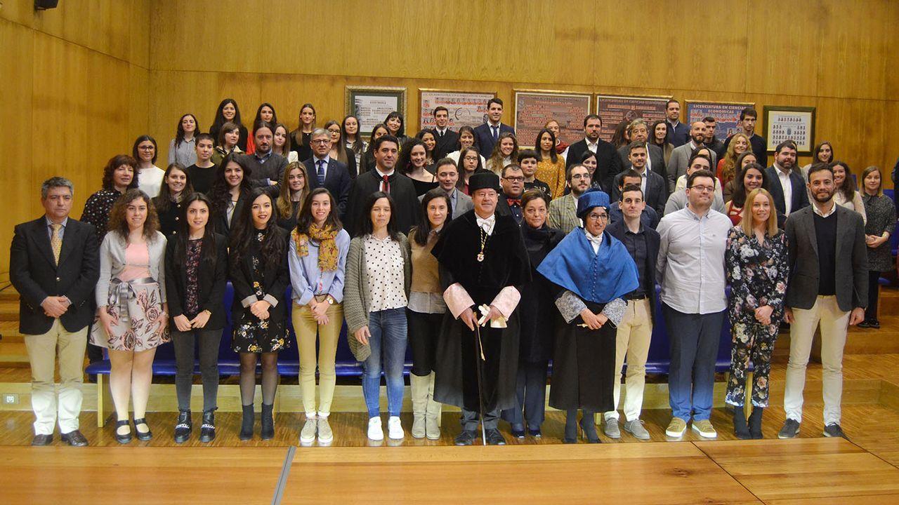 La Universidad celebra su patrón con 78 premios académicos