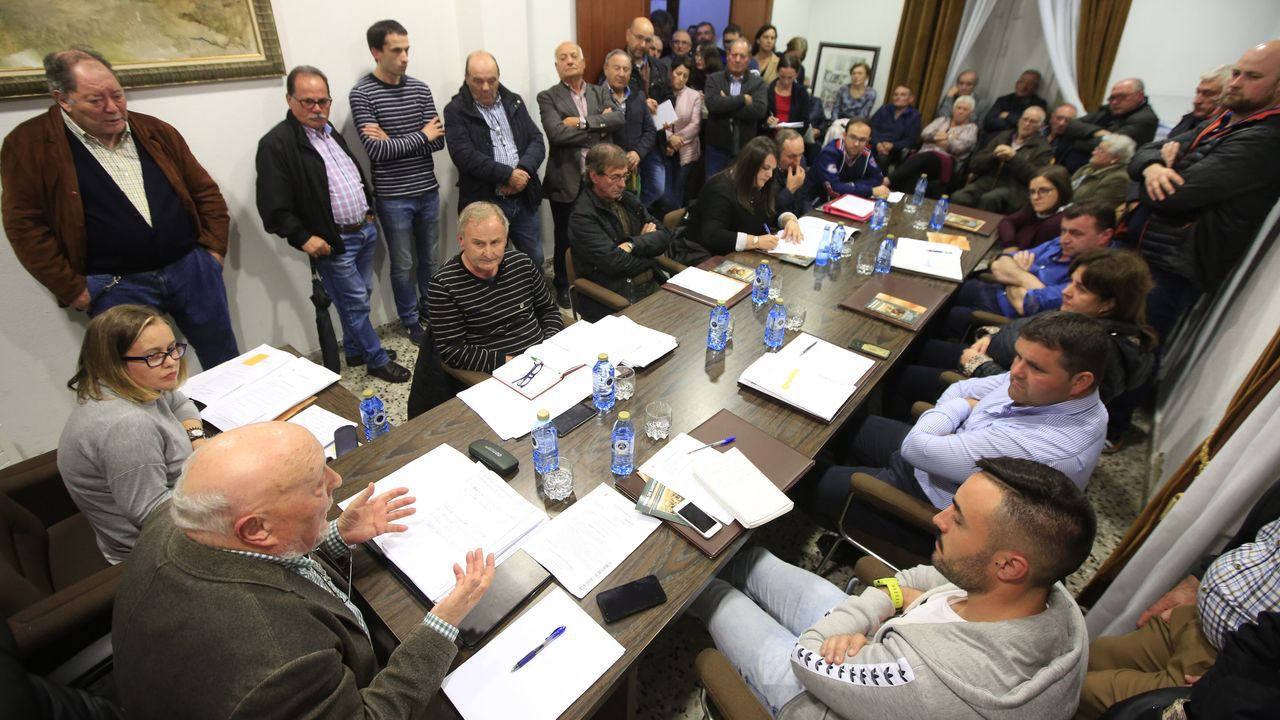Repetición de elecciones el pasado día 17 en una mesa en Burela, única corporación que sigue sin renovarse