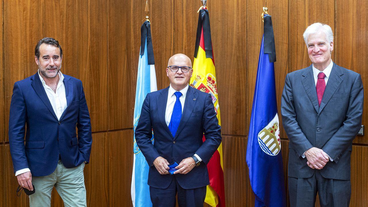 Quince equipos reciben ayudas de la Fundación Deporte Galego