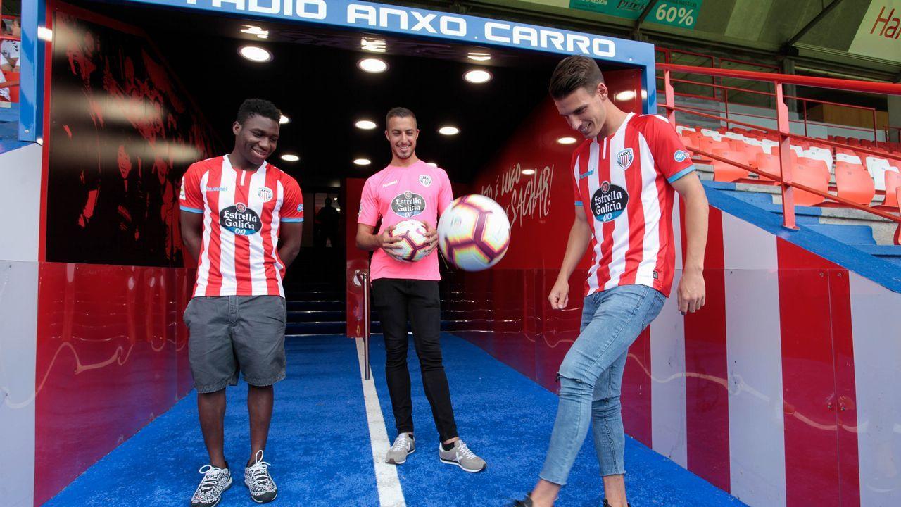 Alfonso Herrero Folch Cotugno Real Oviedo Huesca Carlos Tartiere.Aduriz y Sidnei