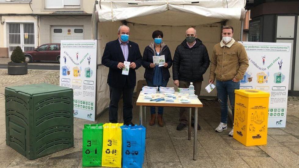 Una de las campañas de fomento del reciclaje impulsadas por el Ayuntamiento