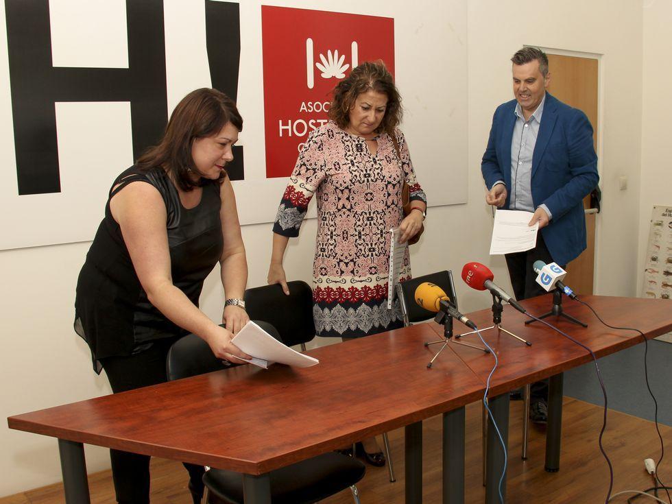 La asamblea de Hostelería respaldó en un 87 % las medidas propuestas por la directiva.