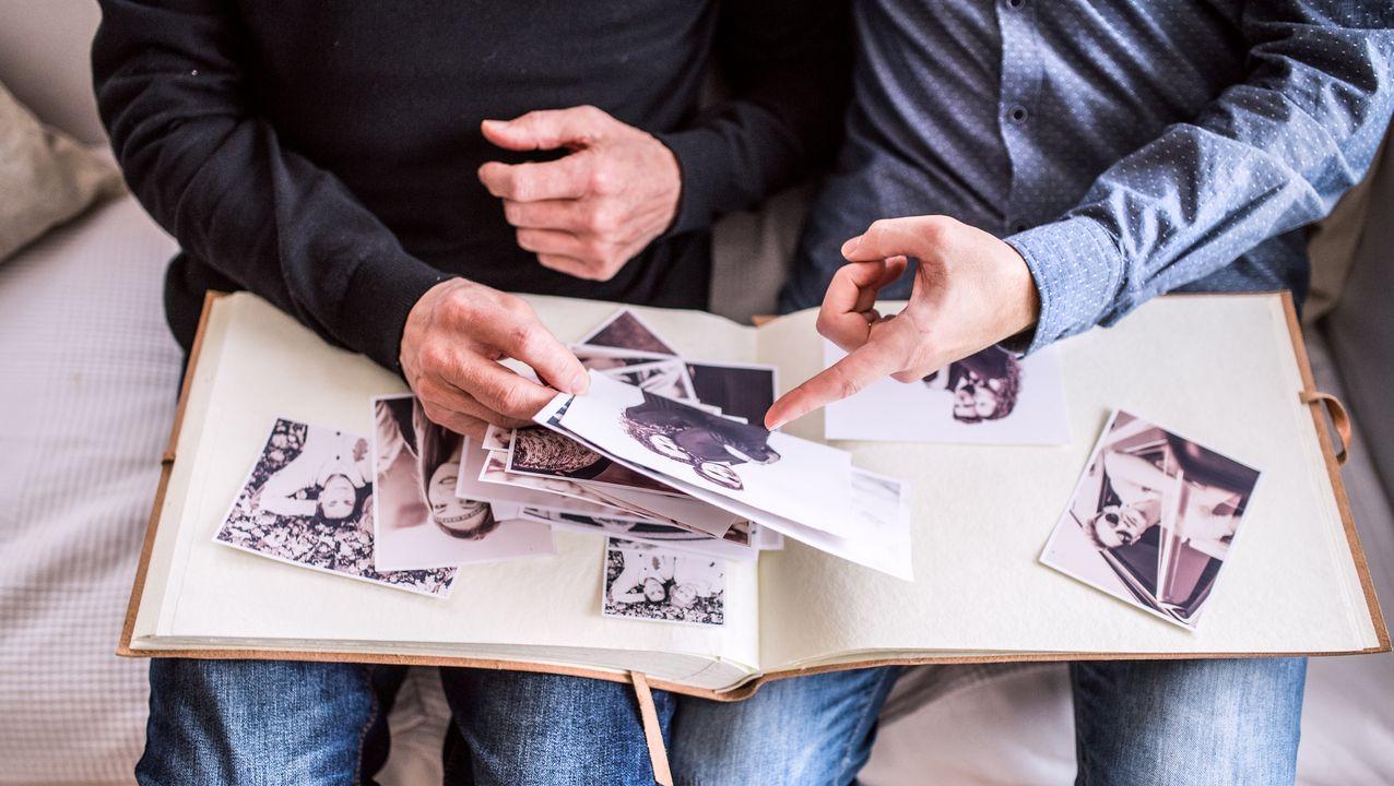 La plataforma permite añadir fotos y crear un libro de forma intuitiva