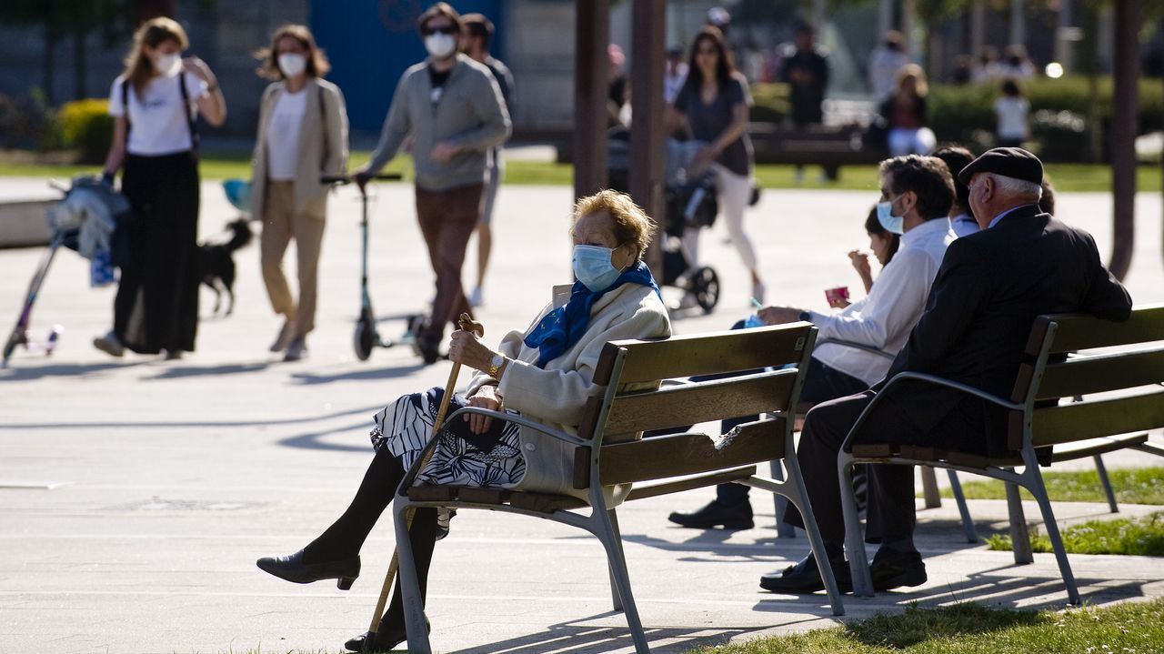 Las personas mayores conforman uno de los colectivos vulnerables