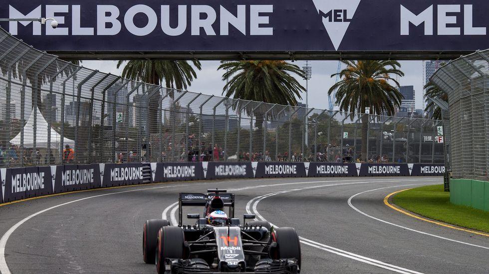 Espectacular accidente de Fernando Alonso en Melbourne.La feria reunirá la mayor parte de las marcas comerciales