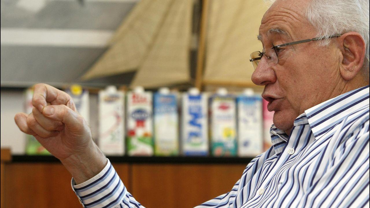 El director del Igape visitó en Shanghai los puestos de las empresas gallegas