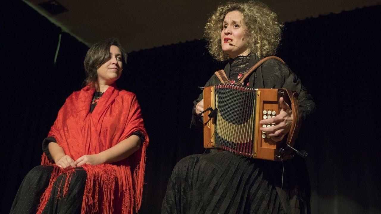 Rilo & Penadique presentan «Fartura de Nadal» en el Gustavo Freire