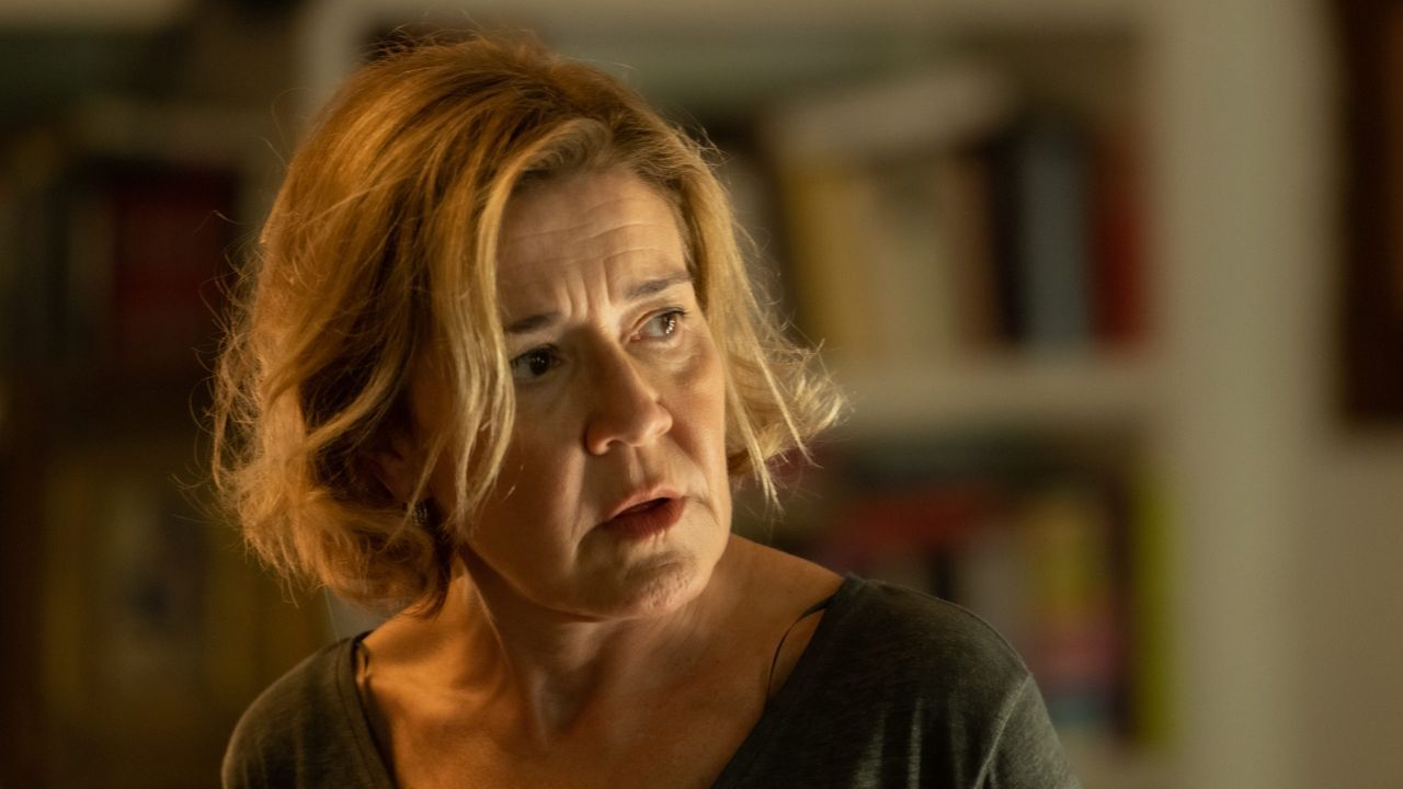 María Pujalte encarna a la catedrática María Bolaño en «Merlí. Sapere Aude»