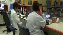 Administrativas en un centro de salud