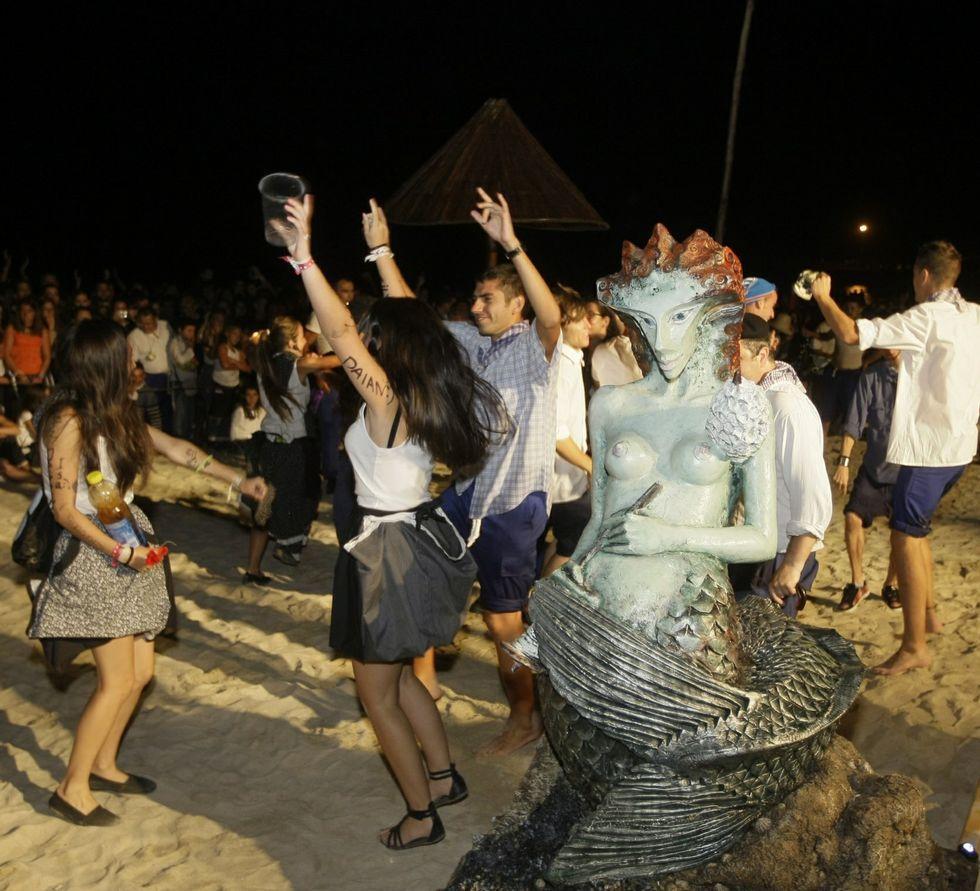 Festa da Maruxaina.