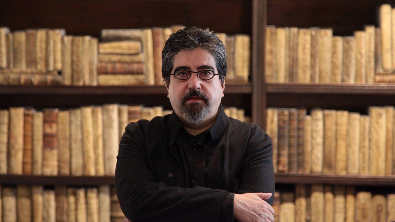 García Jambrina destaca que quiso ofrecer una visión «un poco inédita» de la ruta jacobea