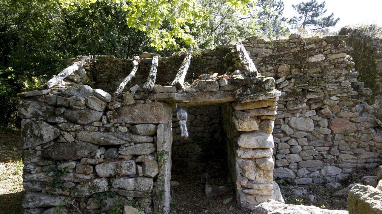 La pieza, de dos mil años, conserva su parte superior completa, pero no las asas