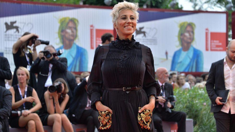 La cantante italiana Malika Ayane
