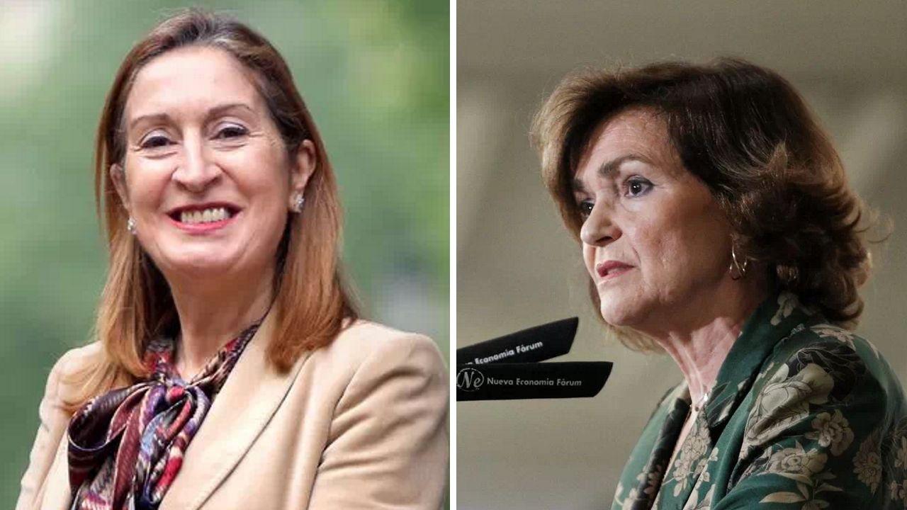 Pablo Casado reclama que Ana Pastor presida la comisión parlamentaria sobre el coronavirus.El viaducto de Teixeiras, una de las estructuras que ponían en riesgo las obras del AVE