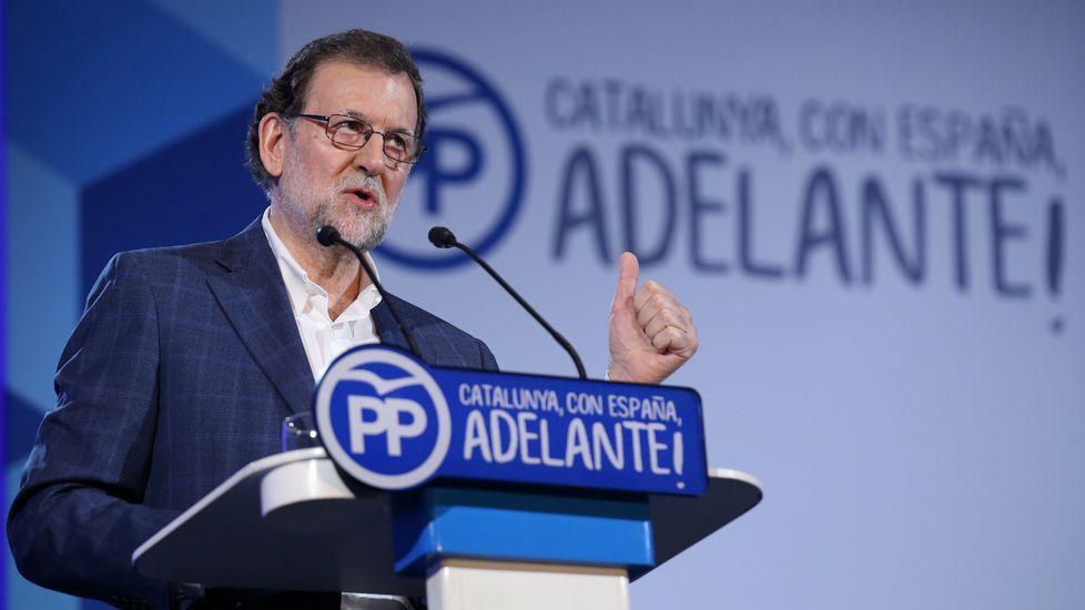 Rajoy: «No se puede pedir a la gente que se ponga de acuerdo para violar la ley»