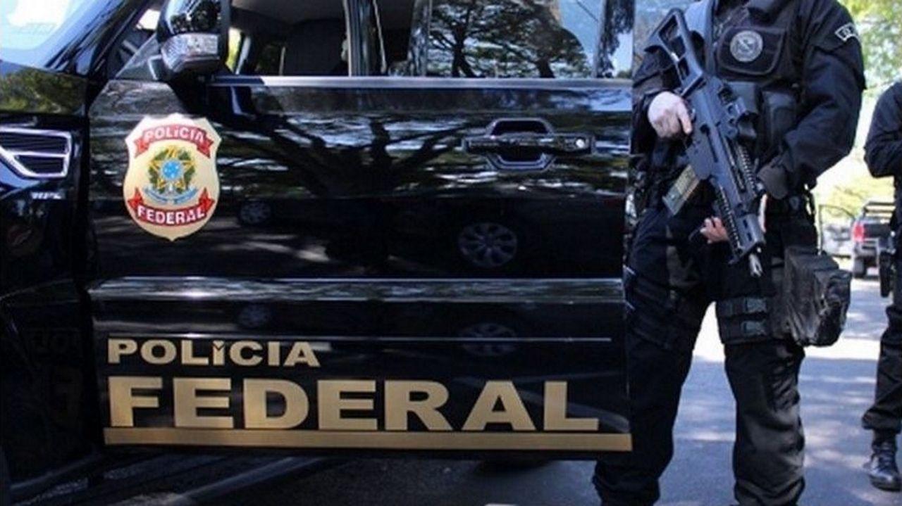Imagen de archivo de la Policía Federal brasileña