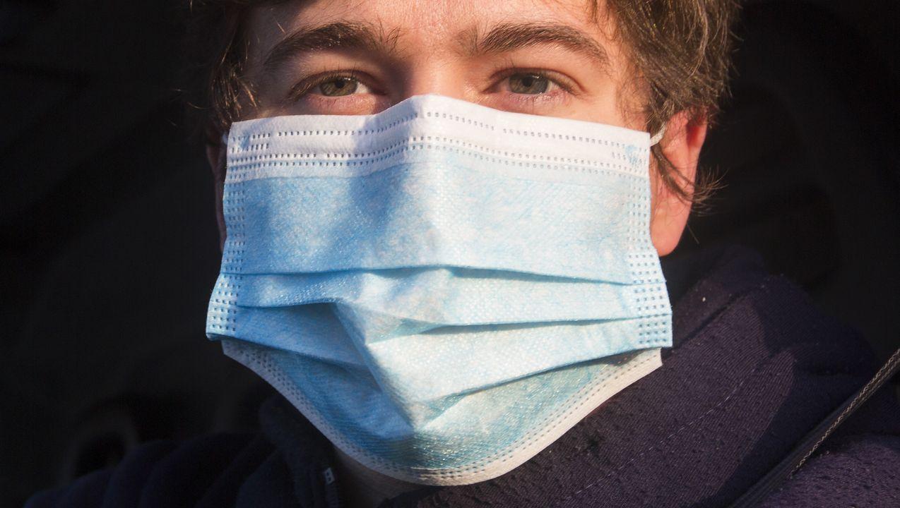 Uno de los tipos de mascarillas que se están utilizando en esta pandemia