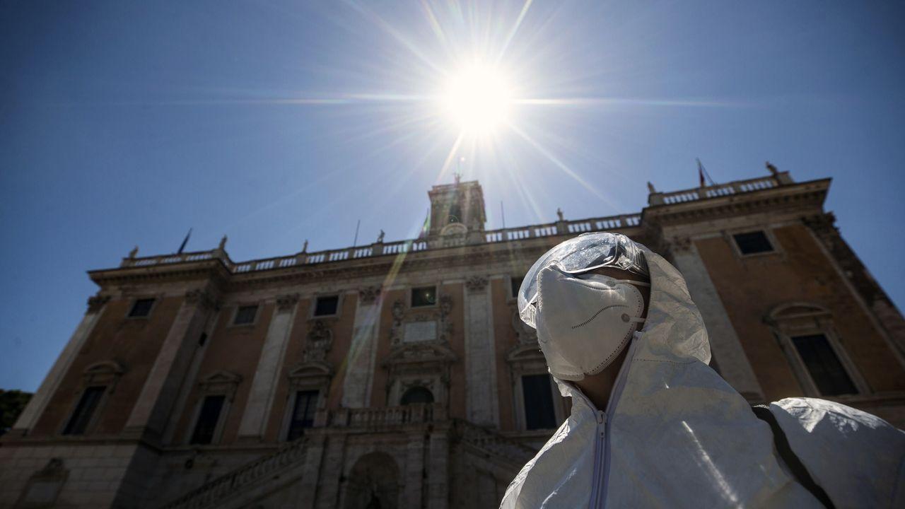 En Italia alertan de la situación en algunas partes del país