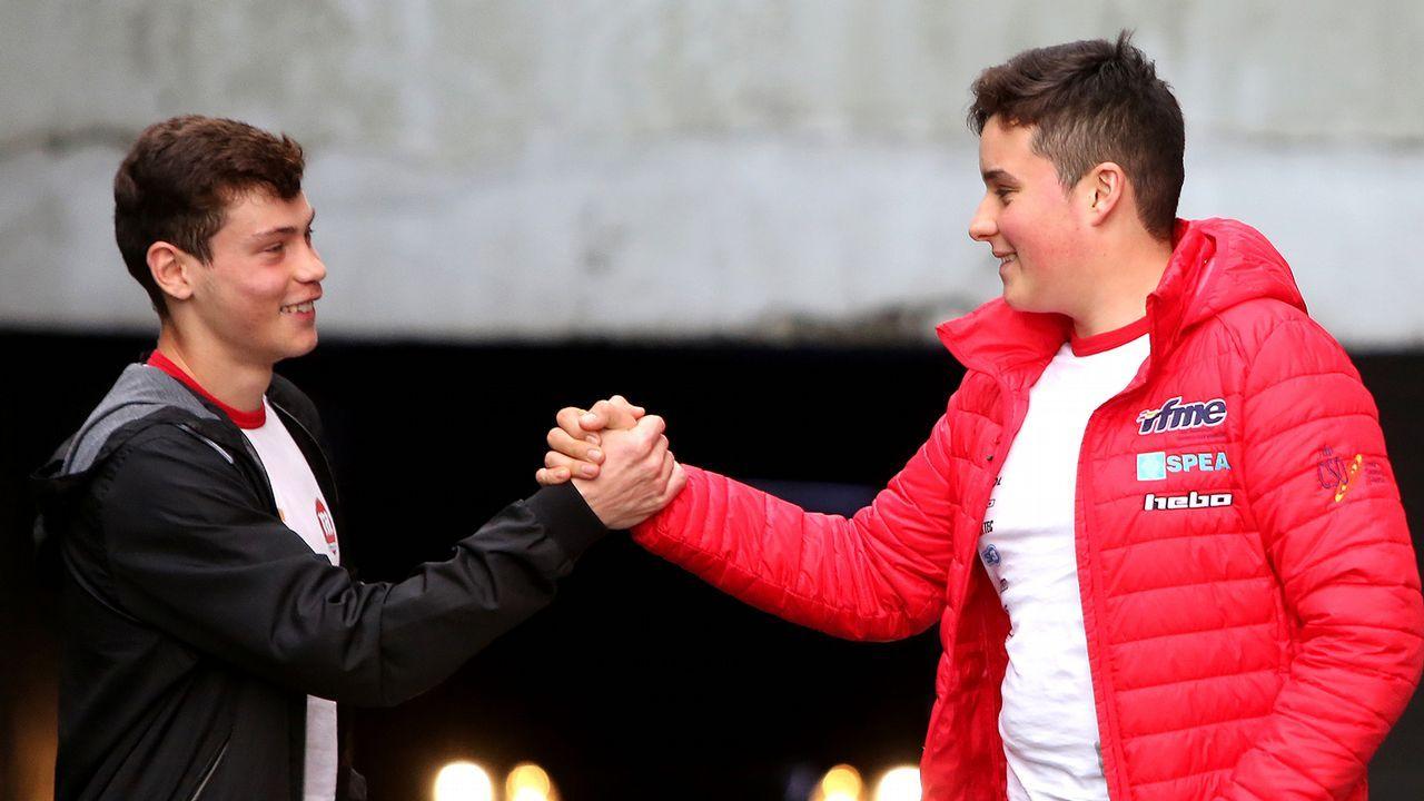 Riobó y Macelli: dos gallegos en el Campeonato del Mundo de trial