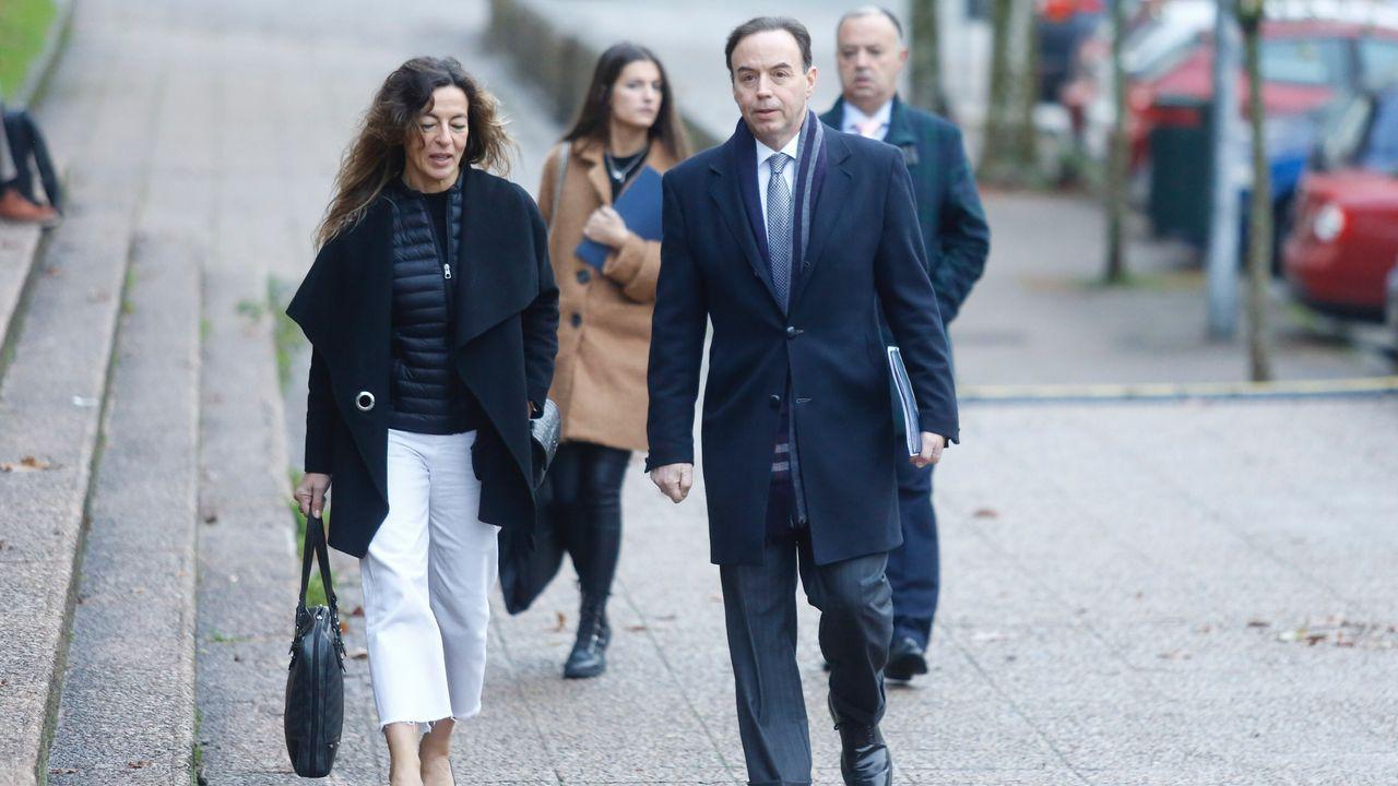 La acusación particular llega a la cuarta jornada del juicio contra el Chicle
