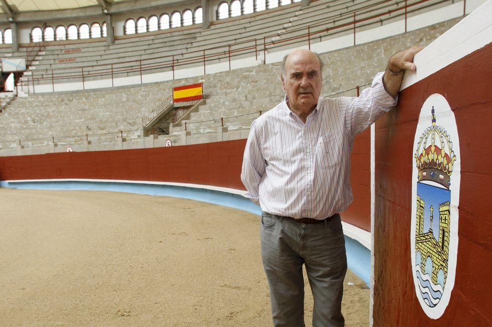 Traslado de Francisco Rivera a la Clínica Quirón de Zaragoza