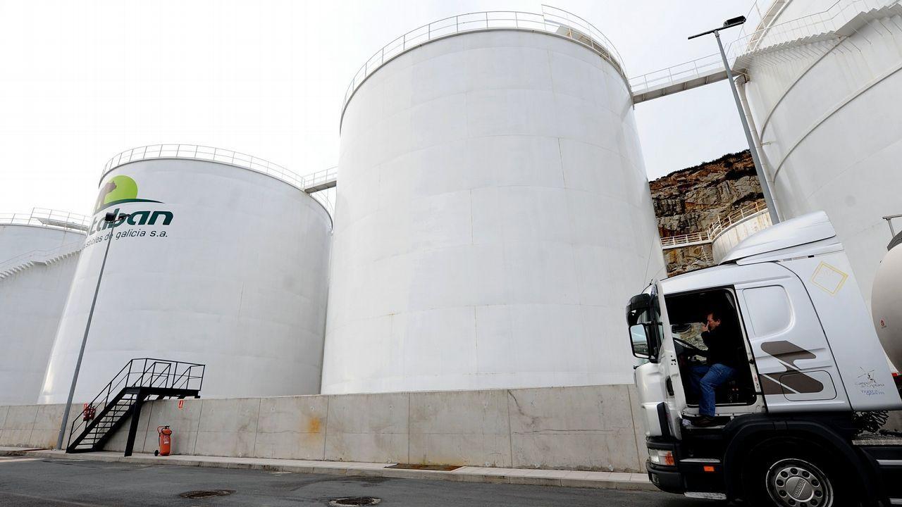 Kilómetros contra el cierre de Alcoa.La ministra para la Transición Ecológica, Teresa Ribera.