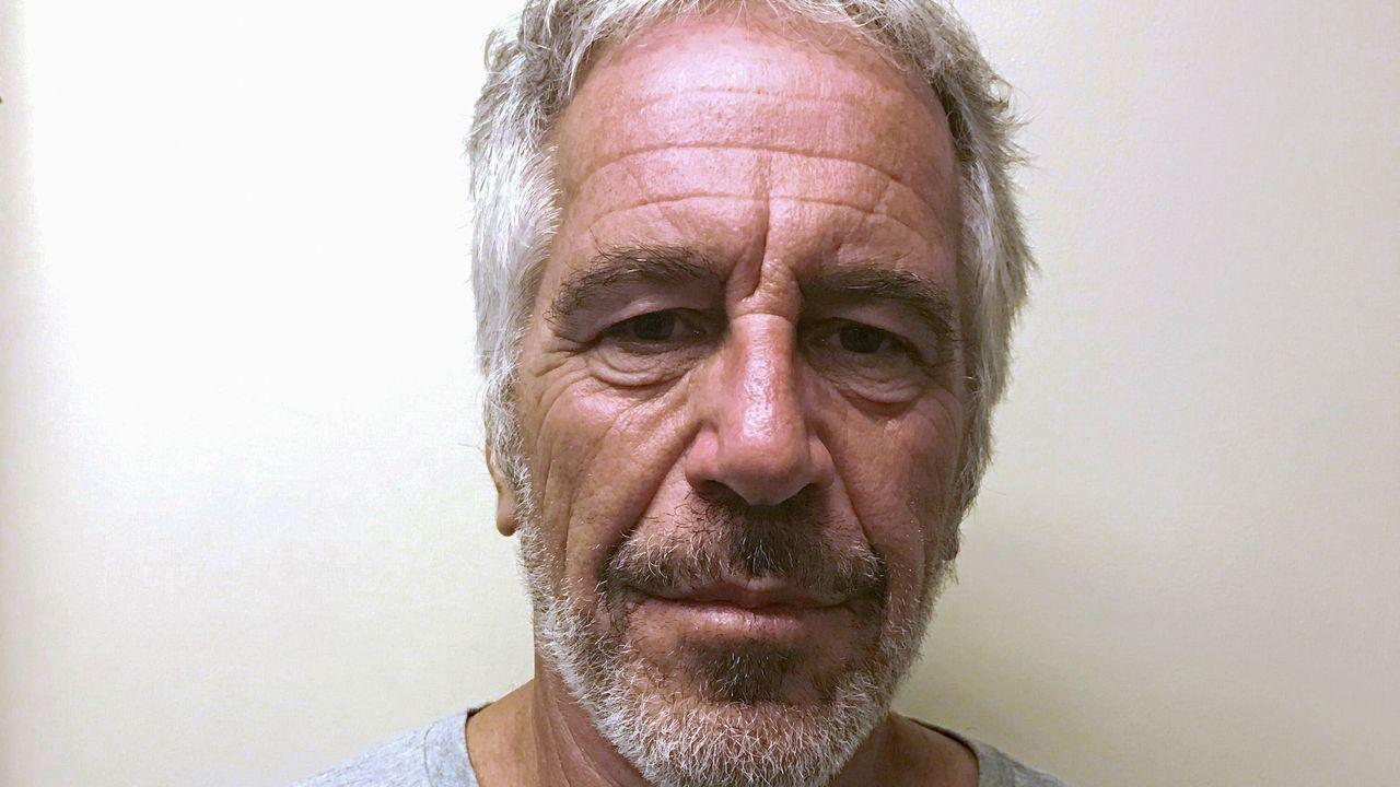 Retrato de una de las víctimas de Epstein