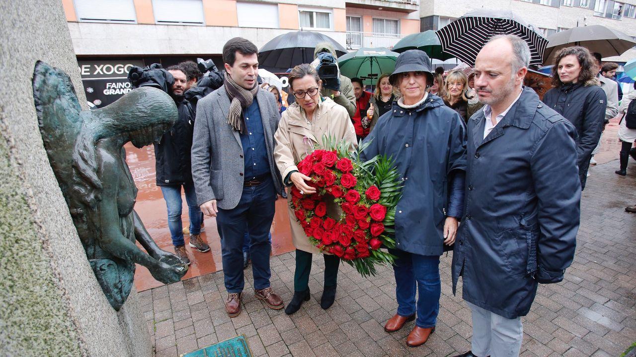 La exhumación tuvo momentos de tensión entre el Gobierno y los familiares del dictador.Teodoro García Egea dirigirá la campaña del Partido Popular para el 10N