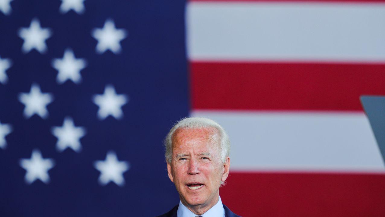 Joe Biden, exvicepresidente y virtual candidato demócrata a la Casa Blanca