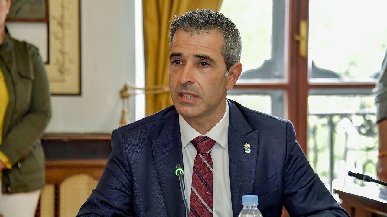 Fernando Suárez, nunha imaxe de arquivo