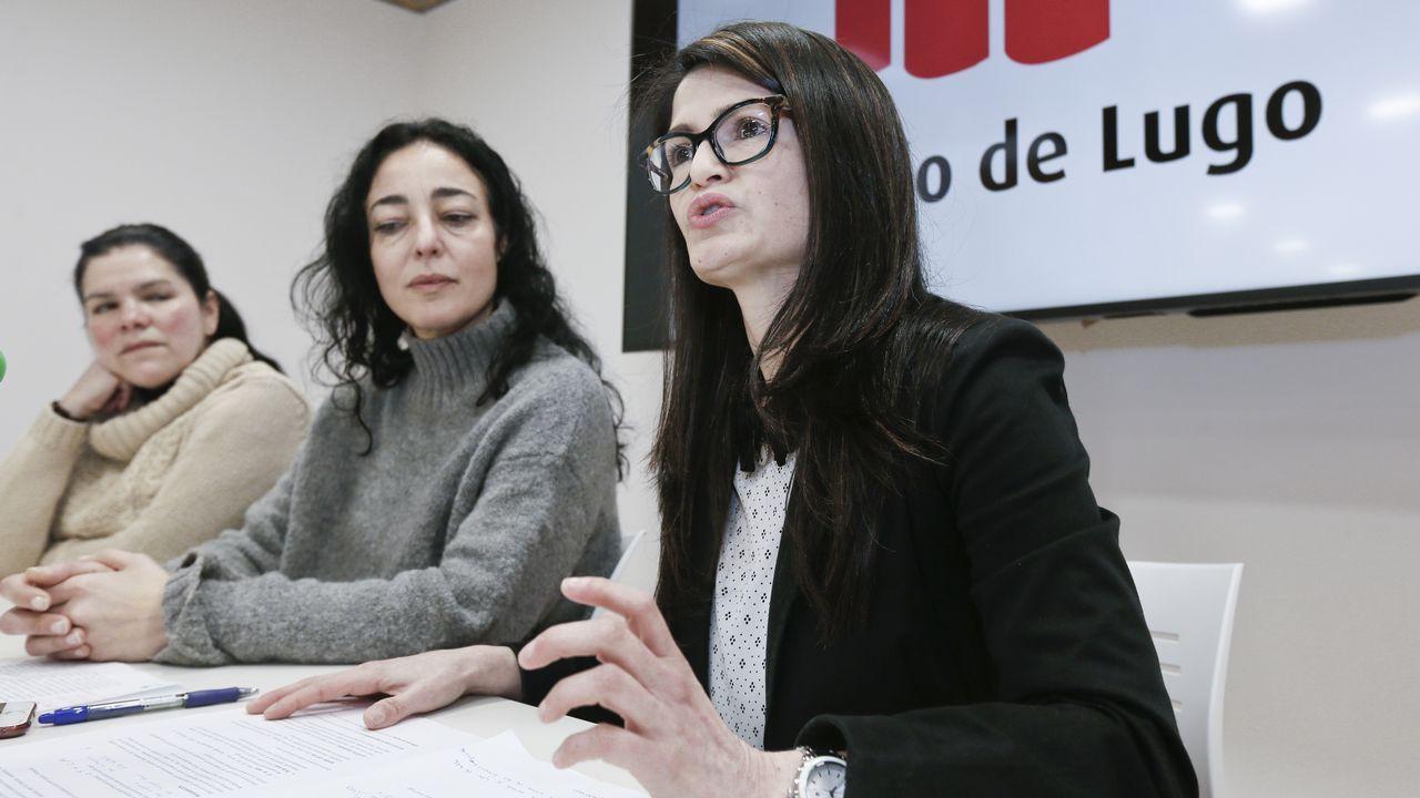 El viaje en tren del ministro de Fomento de Sarria a Lugo