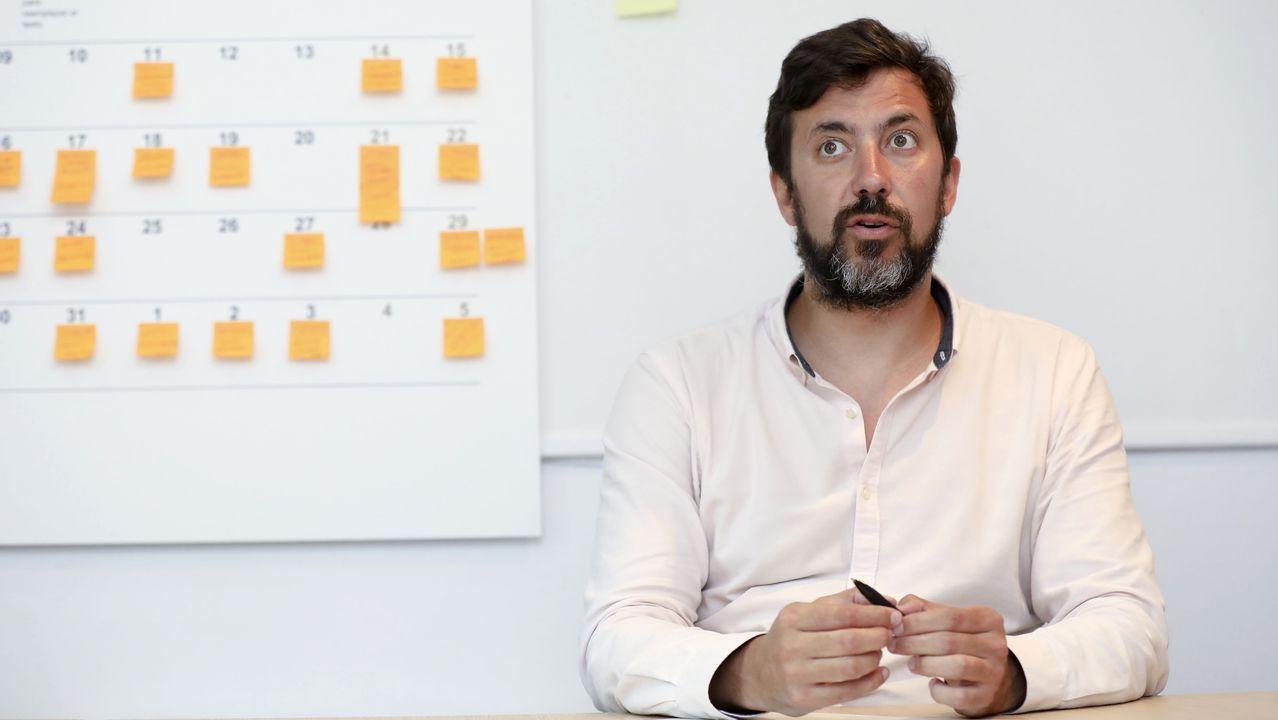 Encuentro con Antón Gómez-Reino