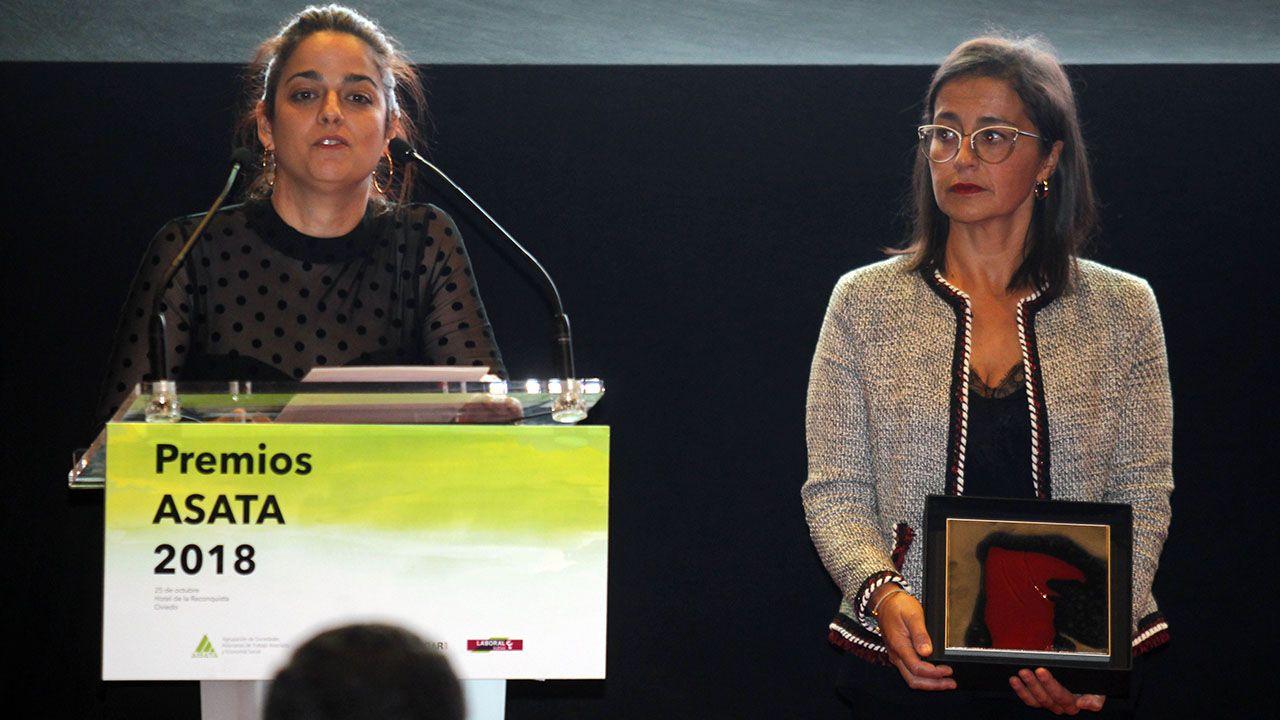El Orrio recoge el Premio Asata 2018 a la mejor empresa