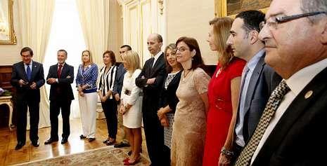 Hernández defiende la idea de un equipo «cohesionado» en el que habrá nueve delegaciones y otras tantas dedicaciones exclusivas