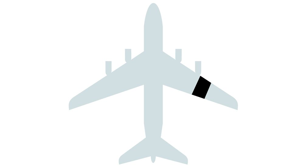 Accidente aéreo de Germanwings:Operativo de rescate del avión siniestrado en Francia.Aspecto de la zona donde se precipitó el Airbus A320, con los restos del avión desperdigados en un área muy amplia y de difícil acceso