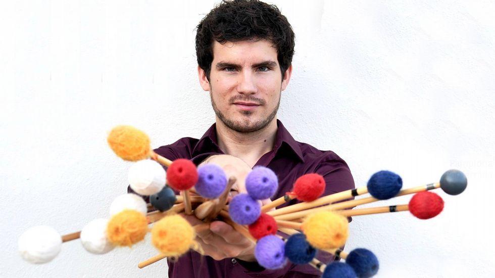 Noé Rodrigo actuará en el MIHL con un concierto y una clase magistral