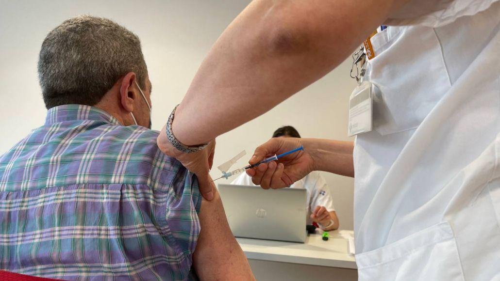 Campaña de vacunas en Asturias