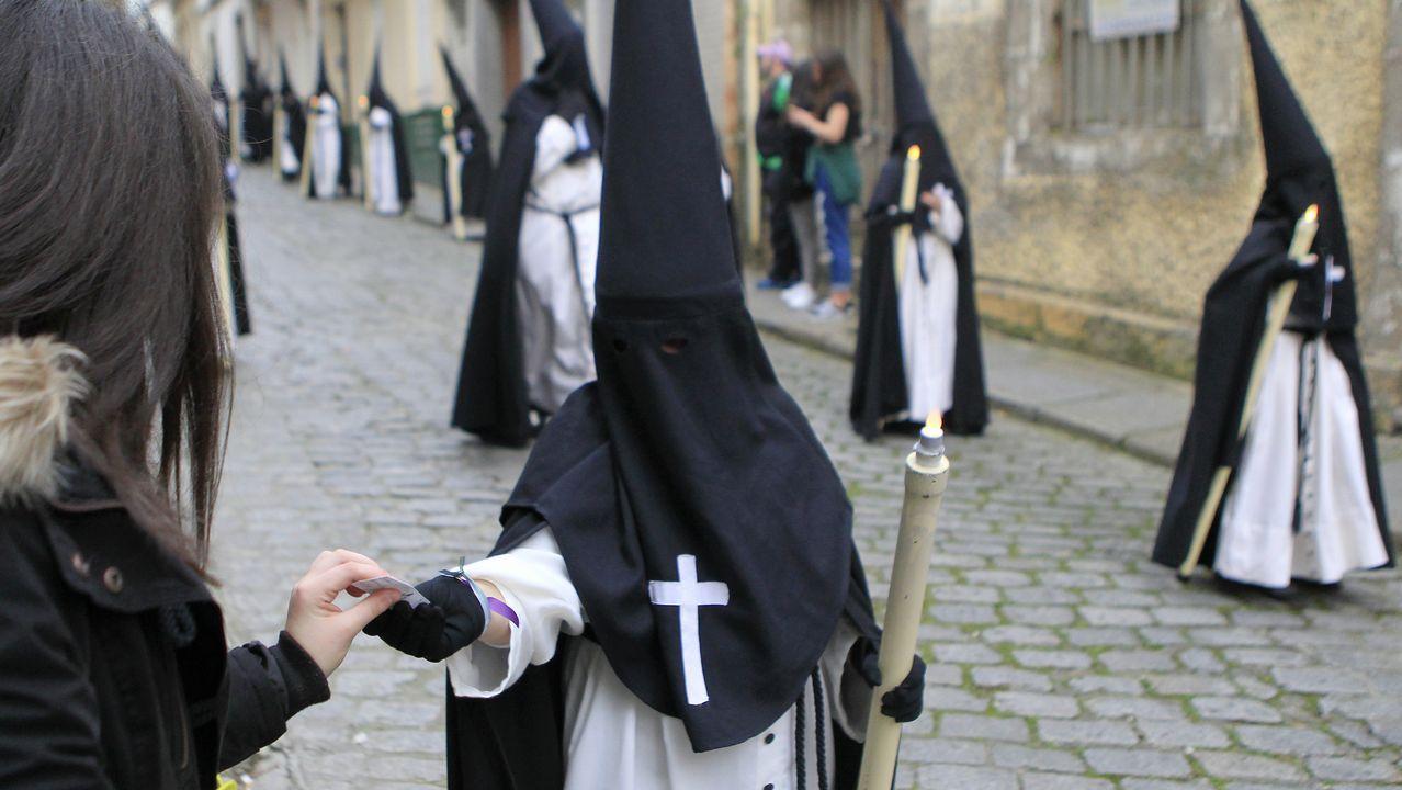 Martes Santo   Procesión del Cristo de la Buena Muerte. Cofradía de la Soledad
