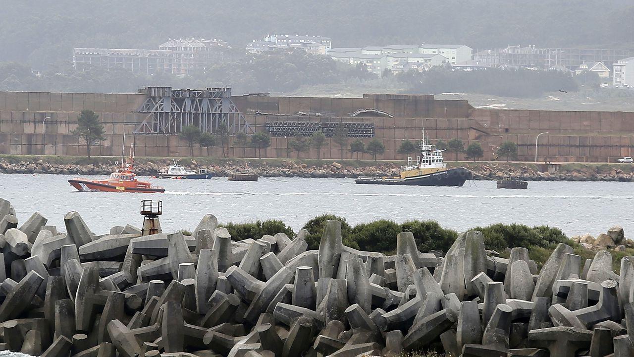 La BBC elige As Catedrais para su obra maestra sobre los océanos.El actor Ed Westwick