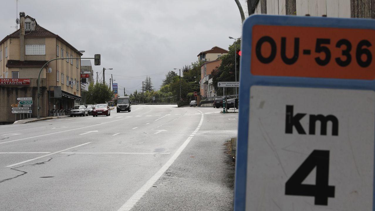 Los radares que más multan en Ourense