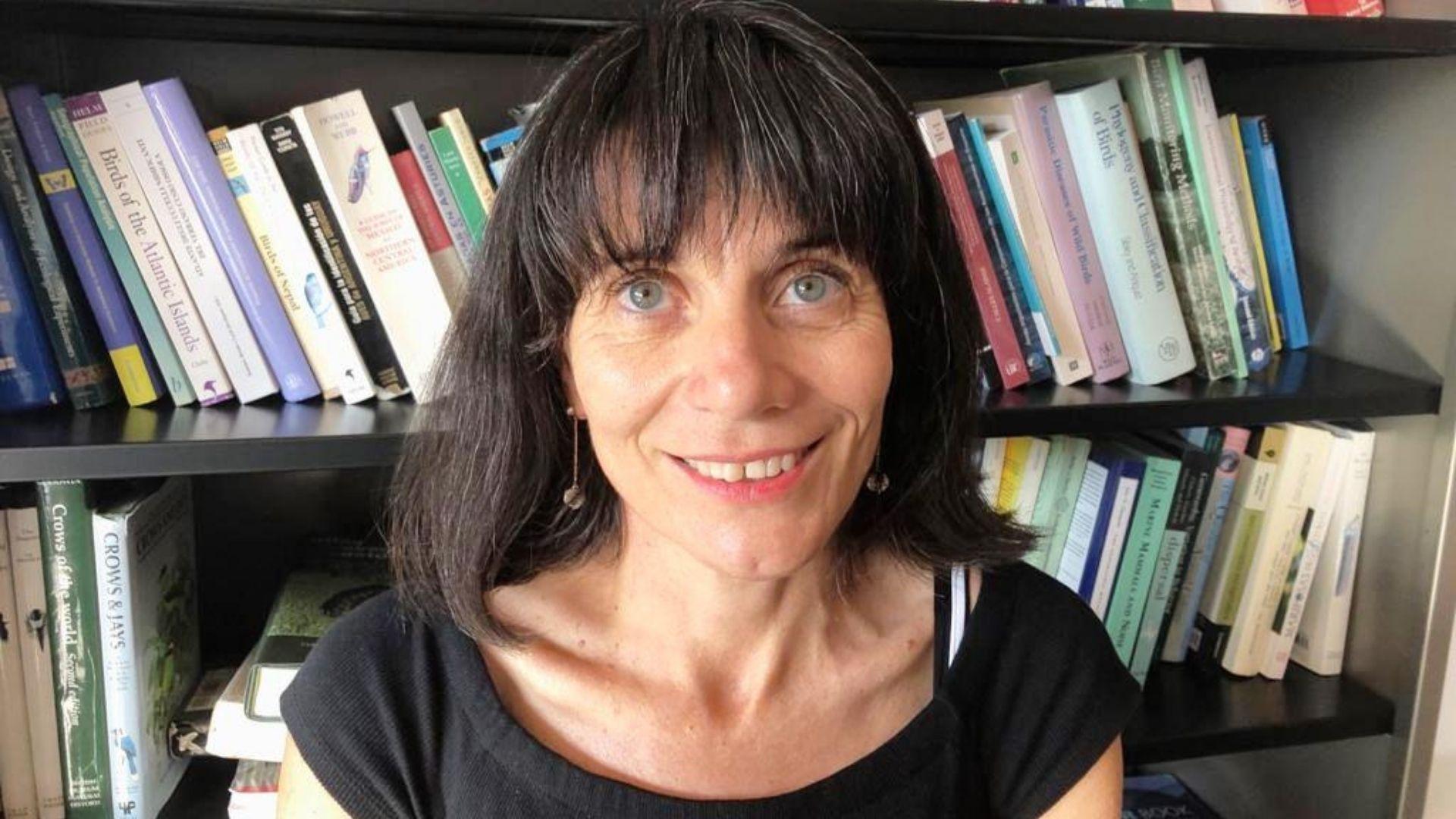 La investigadora del CSIC Paola Laiolo