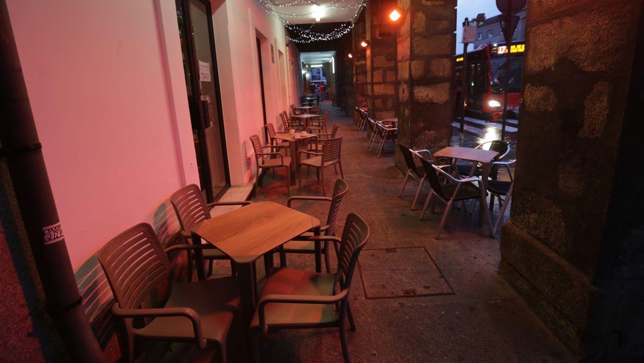 Reapertura de la hostelería en A Coruña