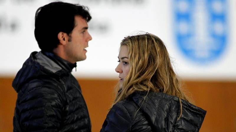 Marta Ortega y Sergio Álvarez, una pasión nacida en la hípica