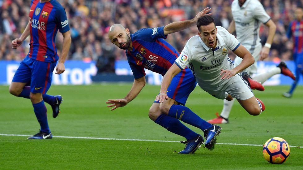 Messi marca en la victoria del Barça ante Osasuna