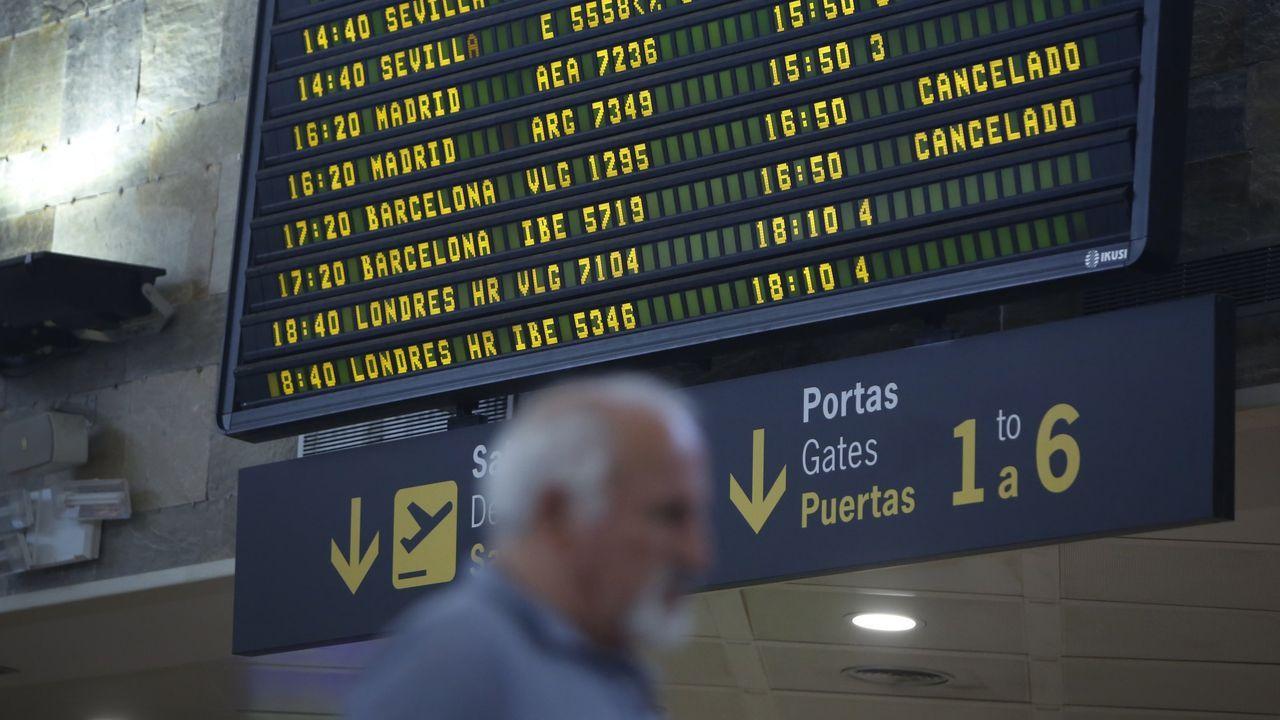 Javier Gándara. Presidente de la Asociación de Líneas Aéreas