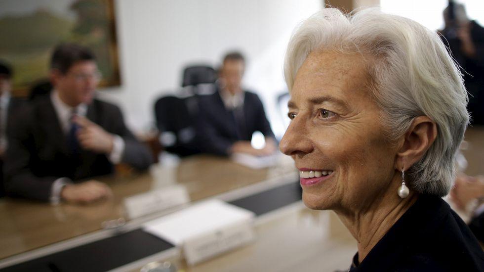 6. Christine Lagarde