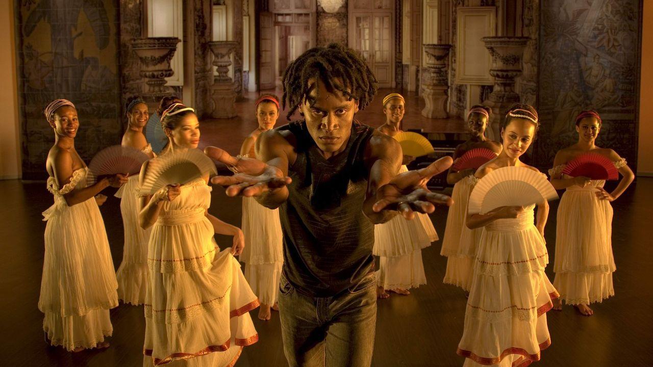 Fotograma del filme de Carlos Saura «Fados» (2007)